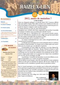 RL 47 janvier 2012