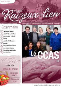 Raizeulien hiver 2015 couverture