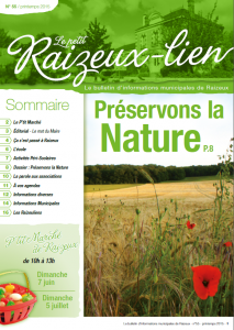 raizeulien printemps couverture