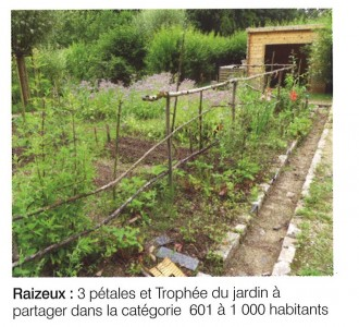 Photo magazine trophee jardin 2014